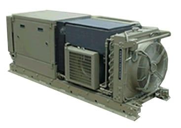 Military electric generator