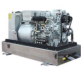 Recreational vehicle electric generator