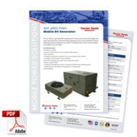 Military AGT 4000PVM- N