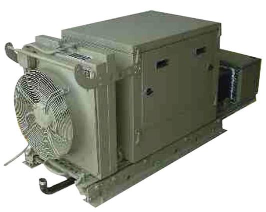 SST10kw Tunnel Single Phase Generator