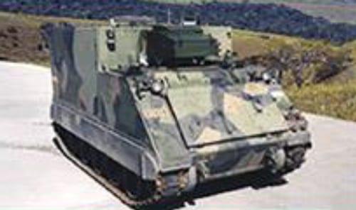 Fischer Panda Military Generator